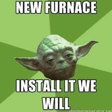 Star Wars and Furnaces